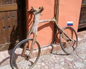 Дизайнерский велосипед