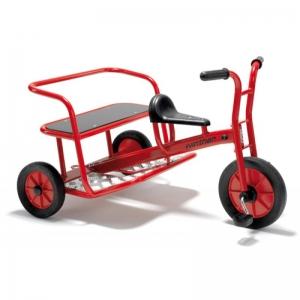 Велосипед для тройни