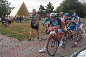 Велосипедисты Челябинска
