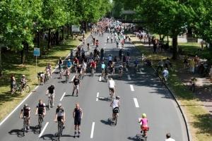 Велосипедисты Екатеринбурга