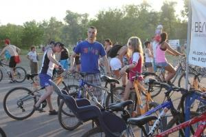 Сеть прокатов велосипедов «ВелоМода»