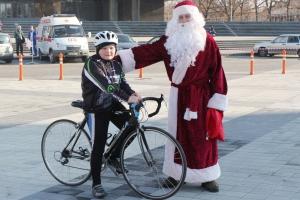 Велосипедисты в Краснодаре
