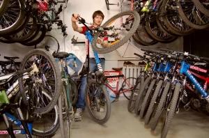 Пункт проката «Велостудия»