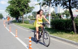 Велодорожки в Перми