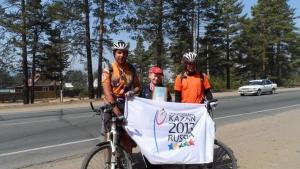 Велосипедисты Казани