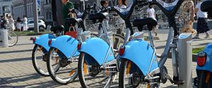 Сеть велопрокатов «Veli'K»