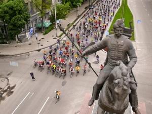 Велосипедисты Харькова