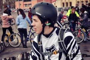 Велосипедисты Ярославля