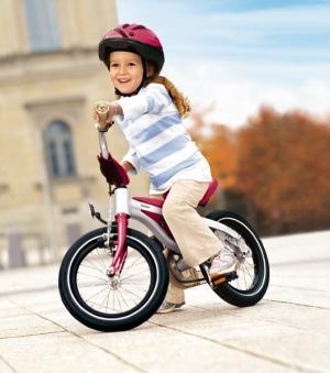 Удобный велосипед для девочек