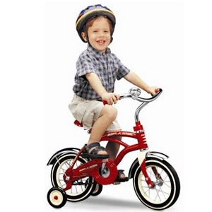 Купите ребенку защитный шлем
