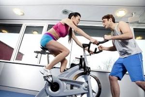 Похудение с велотренажером