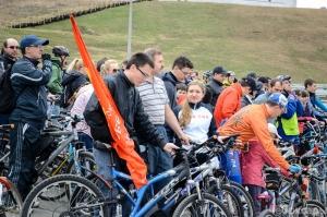 Велосипедисты Чебоксар