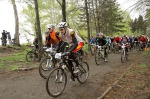 Велосипедисты Барнаула