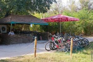 Велопрокат на острове Хортица
