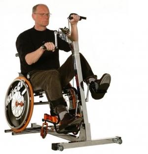Реабилитация на велотренажере