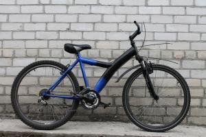 Омбре для велосипеда