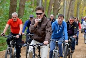 Велосипедисты Гродно