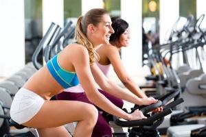 Похудение за счет активного сжигания калорий
