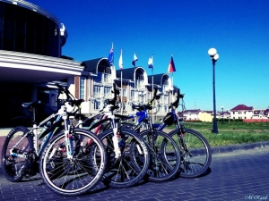 Велосипеды проката