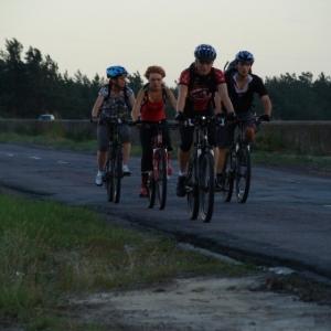 Велосипедисты Тулы