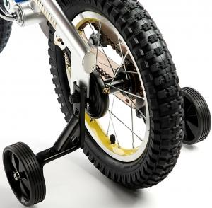 Боковые опорные колеса для детского велосипеда
