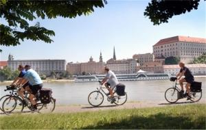 Велотуризм в Европе