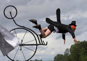 Травмы в велотуризме