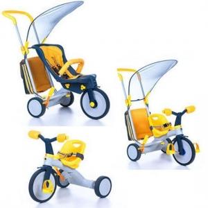 Велосипед коляска 3 в 1