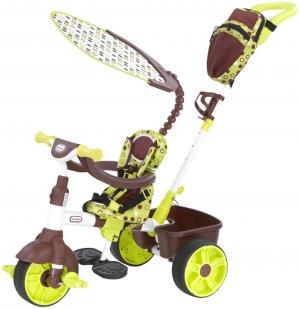 Велосипед трехколесный Little tikes три в одном
