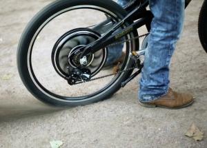 Мотор-колесо для велосипеда