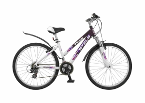 Женский велосипед Stels miss 6100