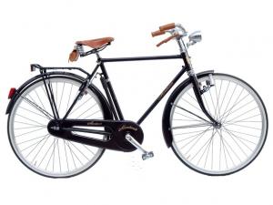 Велосипед с мужской формой рамы