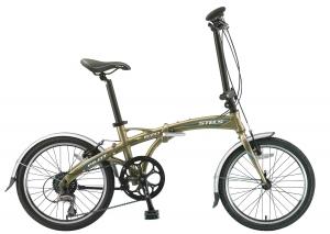 Складной велосипед Стелс Пилот 670