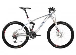 Велосипед - двухподвес