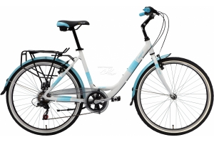 Велосипед Pride Comfort Blue