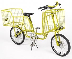 Вариант грузового велосипеда