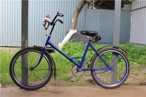Надежный велосипед
