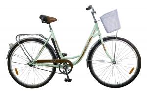 Велосипед Novatrack Lady Vintage