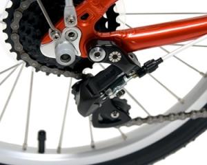 задний переключатель велосипеда