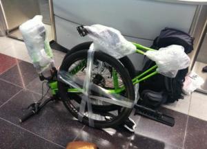 Компактный багаж