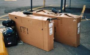 Чехол из коробки