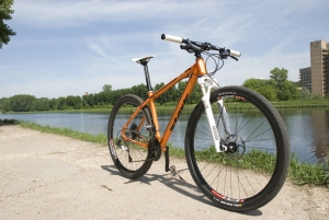 Велосипед найнер