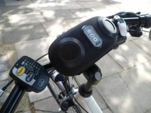 Велосипедная колонка