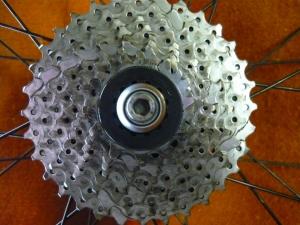 Велосипедная кассета