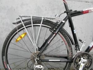 Багажник велосипеда