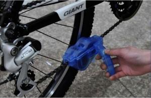 Процедура для велосипедной цепи