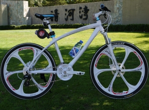 Модель велосипеда Other BMW
