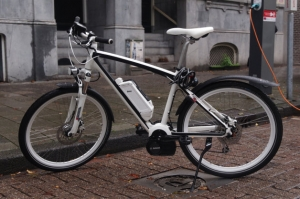 Электро велосипед BMW Cruise
