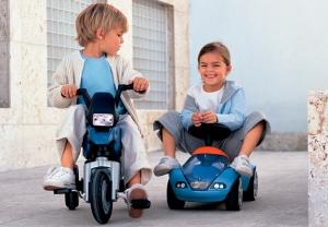 Велобайки для самых маленьких