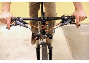 Система велосипедных тормозов